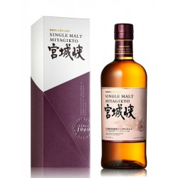 MIYAGIKYO Single Malt 45%...