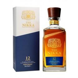 The NIKKA 12 ans 43% 70 cl
