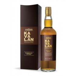 KAVALAN Ex-Bourbon Oak 46 %