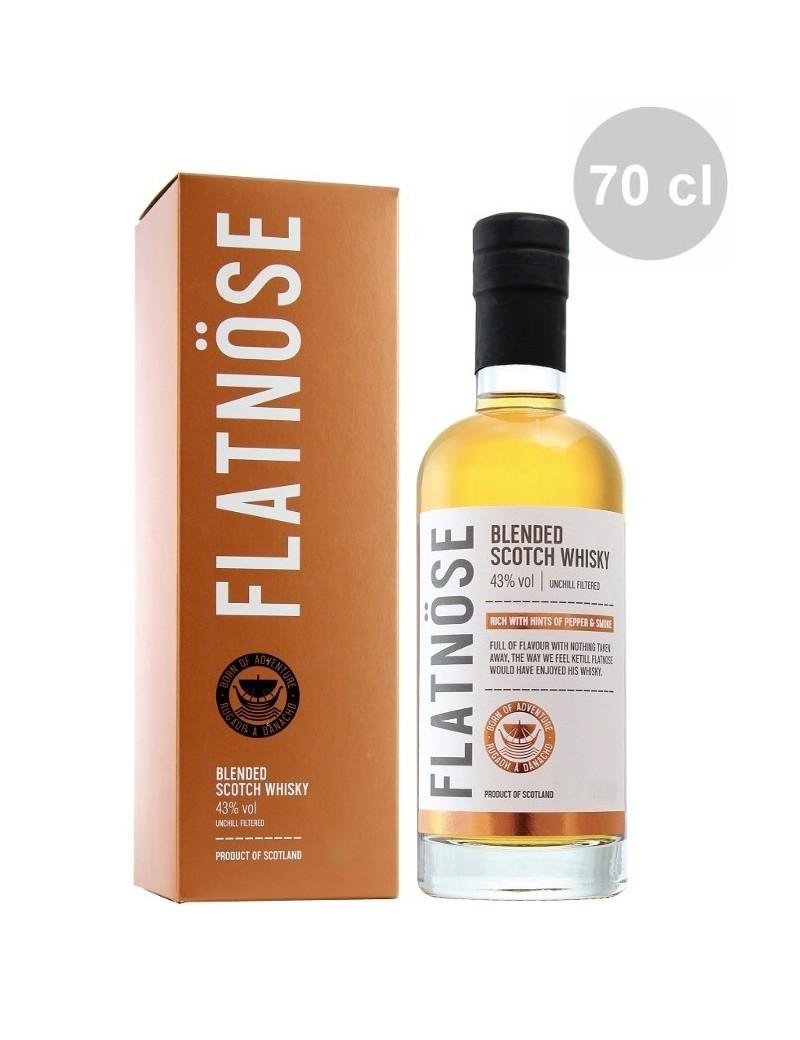 Whisky FLATNÖSE Blended Whisky