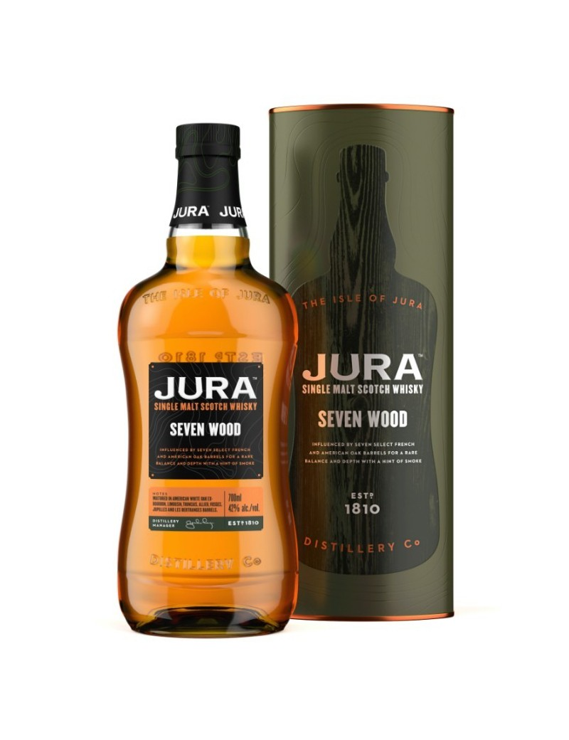 Whisky JURA Seven Wood
