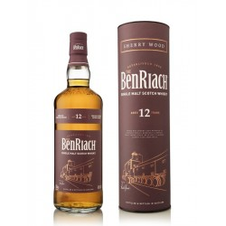 BENRIACH 12 ans Sherry Wood...