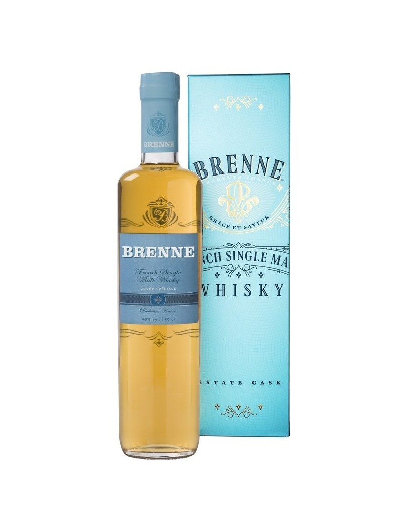 BRENNE French Single Malt BIO