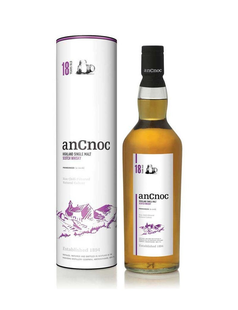 Whisky ANCNOC  18 Ans