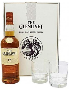 THE GLENLIVET 12 ANS D'AGE...