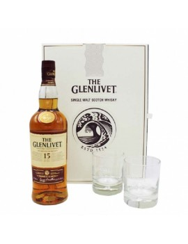 THE GLENLIVET 15 ANS D'AGE...