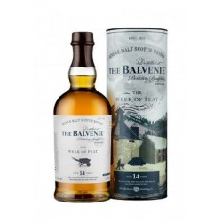 BALVENIE - The Week of Peat...