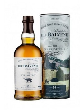 BALVENIE - The Week of Peat 14 ans