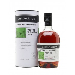 Rhum DIPLOMATICO DISTILLERY COLLECTION N°3 POT STILL