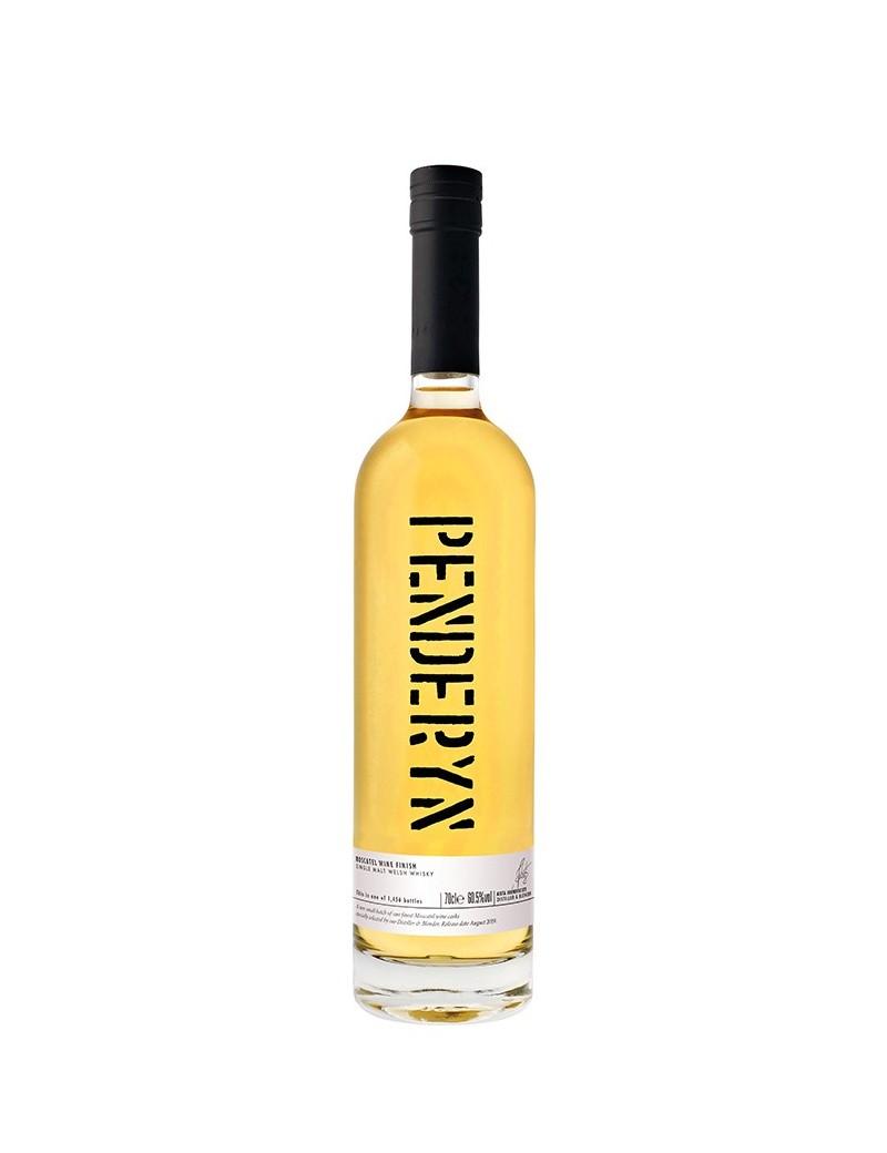 PENDERYN Moscatel Wine Finish 60,5%