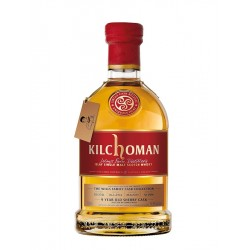 KILCHOMAN 9 ans 2011 Family Cask Collection Sherry Hogshead by Georges Wills