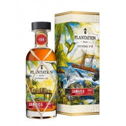 Plantation  Rum 1984 Extrême Jamaïque Clarendon MMW
