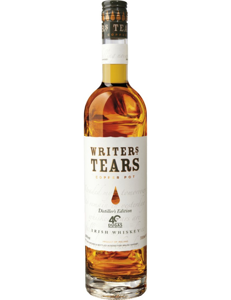 WRITERS TEARS COPPER POT  PRIVATE BOTTLING