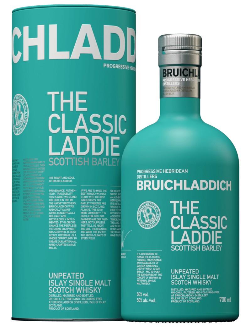 BRUICHLADDICH Classic Laddie Scottish Barley
