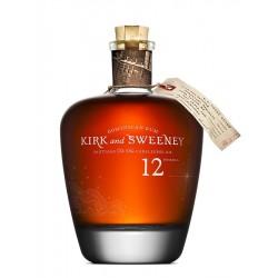 Rhum Kirk and Sweeney 12 Reserva