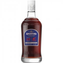 Rhum Angostura 17 ans Private Bottling 40 ans Dugas