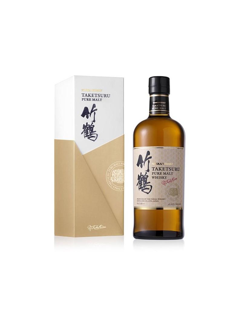 Whisky NIKKA Taketsuru Pure Malt 2020