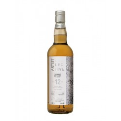 Whisky PULTENEY 12 ans 2008 COLLECTIVE 4.0