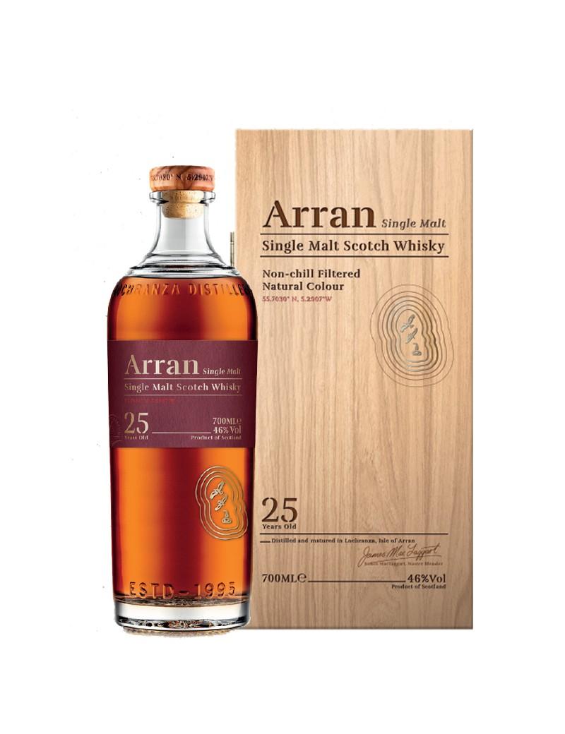 Whisky ARRAN 25 ans