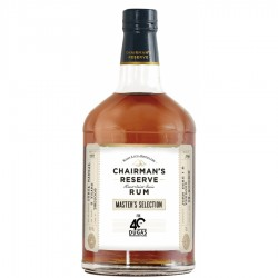 Rhum Chairman's Reserve Master selection - PRIVATE BOTTLING