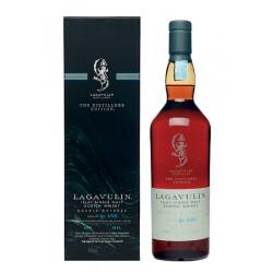 Whisky LAGAVULIN Distiller's Edition et son étui