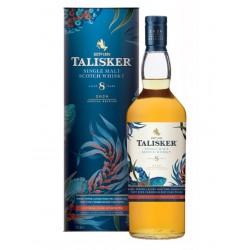 Whisky TALISKER 8 ans Special Release avec son étui