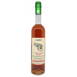 CLAIRIN Ansyen Haïti  Sajous Oloroso Cask SA17OL-2 55.5%