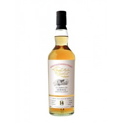 Whisky LEDAIG 14 ans 2005 French connections Elixir 57,1%