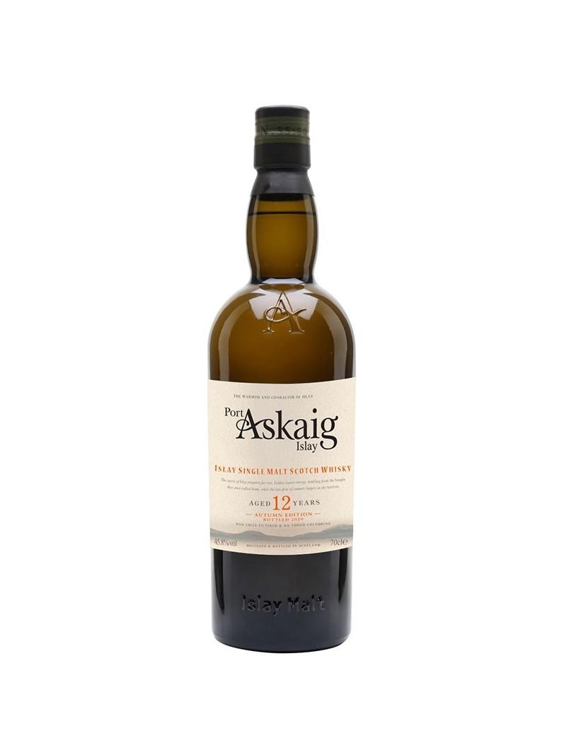 Whisky PORT ASKAIG 12 ans Autumn Edition Elixir 45,8%