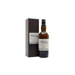 Whisky PORT ASKAIG 12 ans Autumn Edition Elixir avec son étui