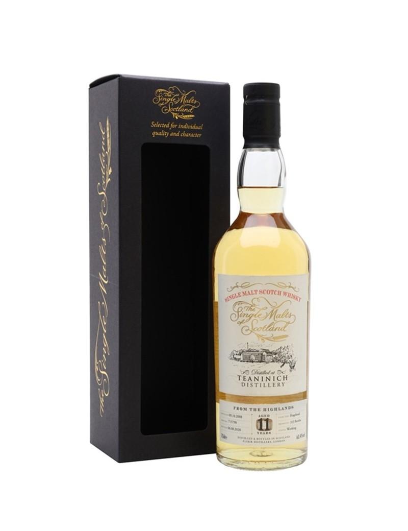 Whisky TEANINICH 11 ans 2008 Elixir 60,4%