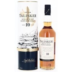 Whisky TALISKER Distillers Edition 45.8% accompagné de son étui