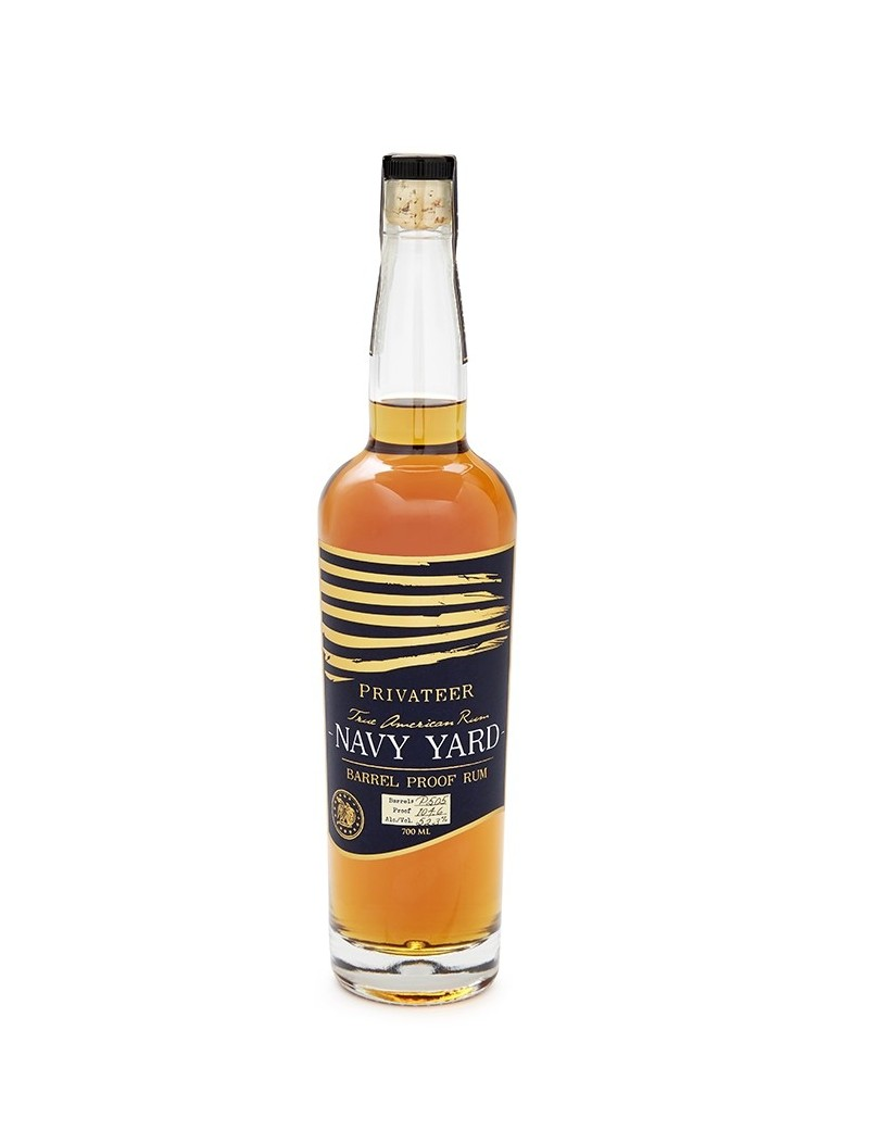 Whisky Privateer Navy Yard 46%