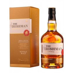 The Irishman single malt small batch 70 cl