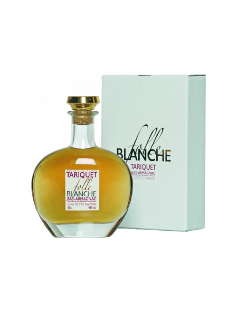 Folle Blanche Carafe 45%- Bas Armagnac AOP-50 cl et son étui