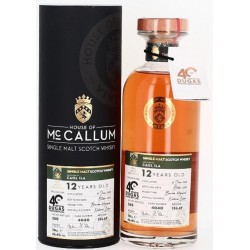 Caol Ila 12 ans Private bottling 46.4% et son étui