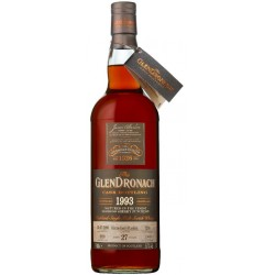 Glendronach 27 ans 1993 Oloroso Puncheon single cask Batch 18 53.7%