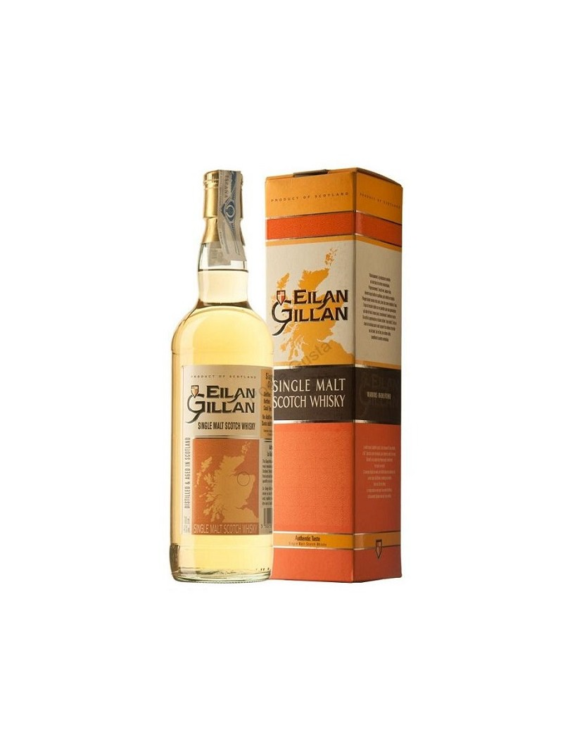 EILAN GILLAN Glen Keith 1997 Malt Scotch Whisky  et son étui