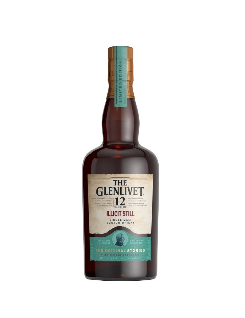 GLENLIVET (The) 12 ans Illicit Still
