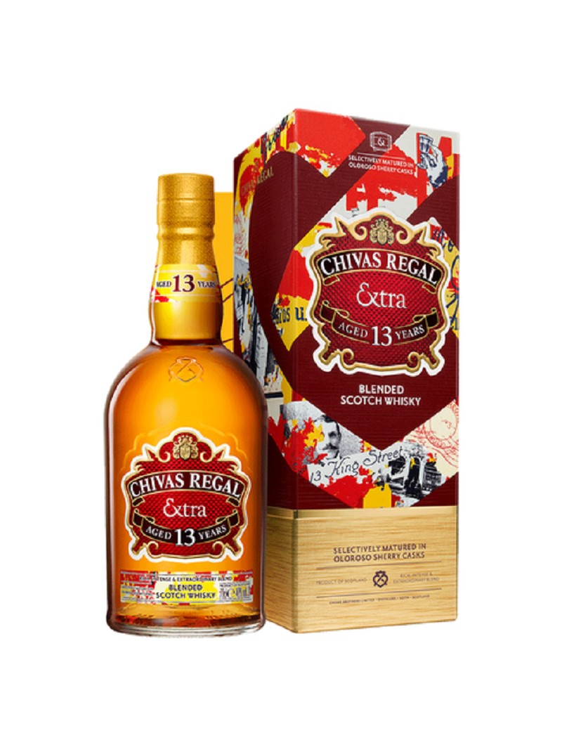 Chivas Regal Extra 13 ans Oloroso  Sherry 40% 70 cl