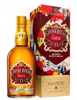 Chivas Regal Extra 13 ans Oloroso  Sherry 40% 70 cl