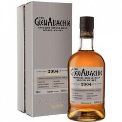 GlenAllachie 16 ans  2004  CASK 4457 Px Punch 56,4%