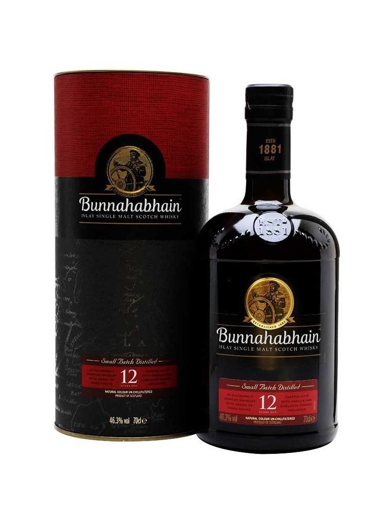 Bunnahabhain 12 ans Un-chillfiltered 46,3%