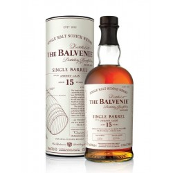 BALVENIE (The) 15 ans Single Barrel