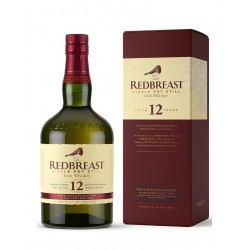 Redbreast 12 ans Single Pot Still - whisky irlandais