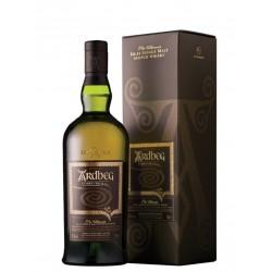 Whisky Ardbeg Corryvreckan 57,1% et son étui