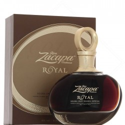 Zacapa Centenario Royal 45° et son coffret