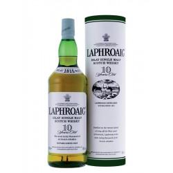 Whisky Laphroaig 10 ans et son étui
