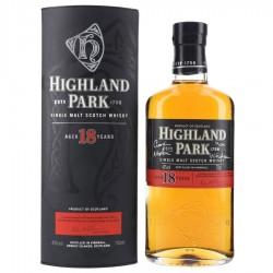 Highland Park 18 ans 43°