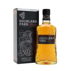 Highland Park Cask Strength Release N° 1 63.3% en coffret